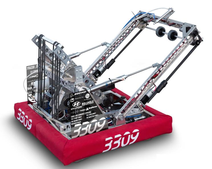 """2014 Robot- """"Gateway"""""""
